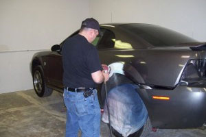 Overdrive Auto - Scratch Repair Services